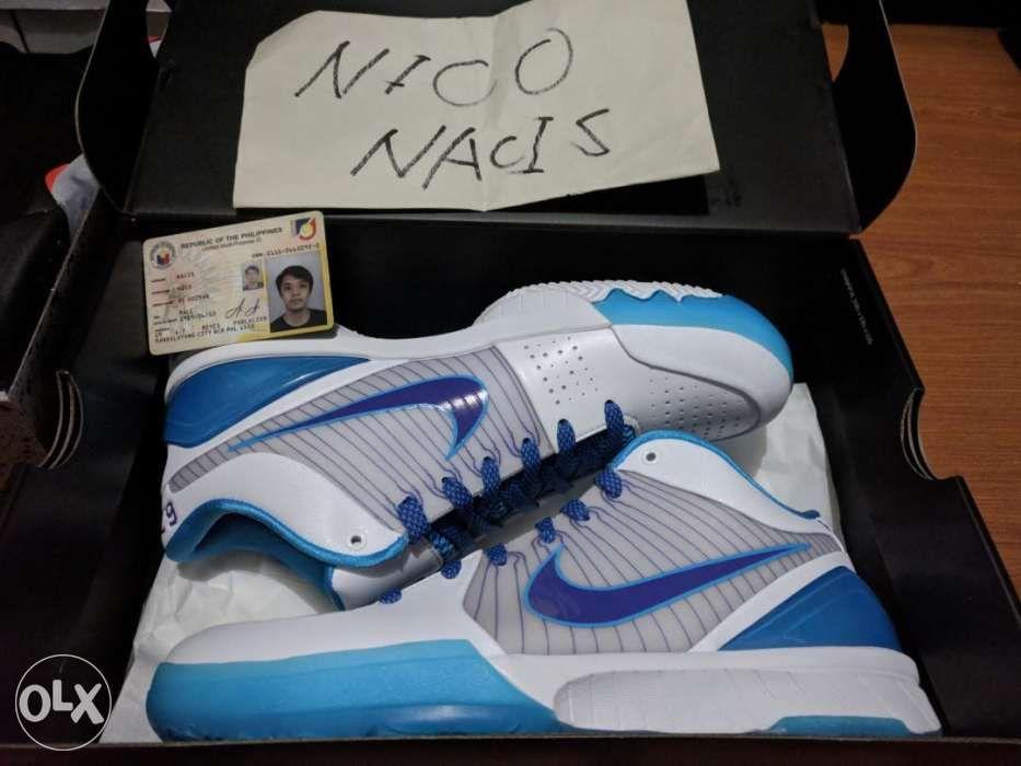reputable site f36d7 3b3c8 Nike kobe 4 protro draft day size 9 Jordan lebron