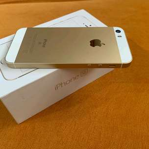 Iphone se 64gb gold like new