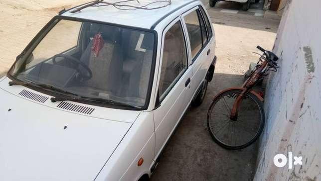 2003 Maruti Suzuki 800 petrol 25000 Kms