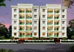 Under Construction 3 BHK Flats for sale at