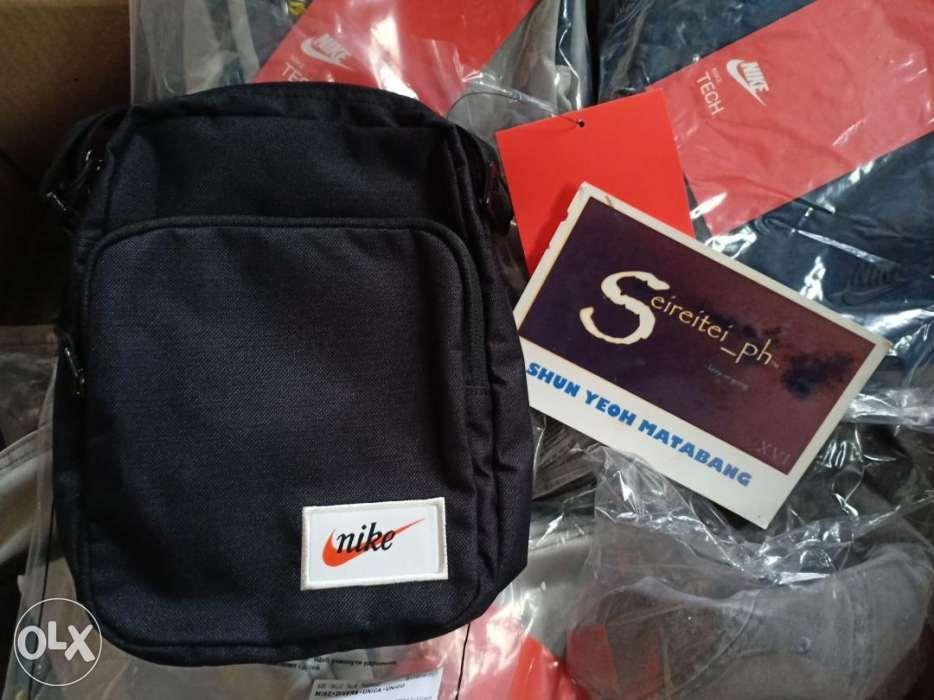 7e66e2946bd1 Nike wallet backpack sling bag cap and jordan cap in Marikina