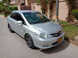 Honda City 2006 Manual Ac/cng well maintained car