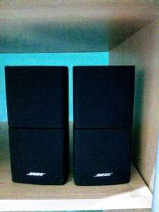 Speaker satelit BOSE am5 made in MEXICO.