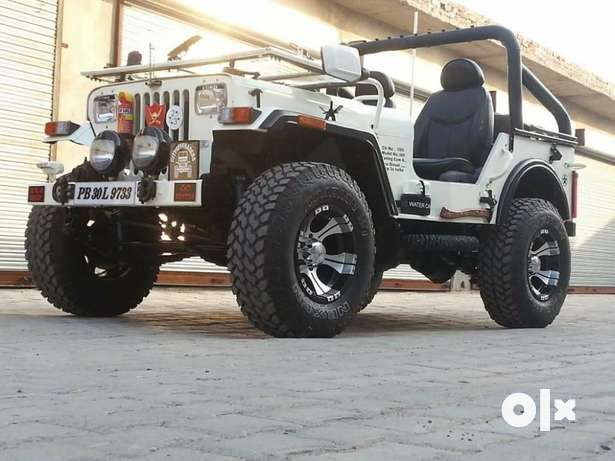 Modified JEEP All types available Hello guys We