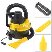 Wet and Dry Auto Vacuum - Black and Yellow