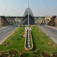For rent one Bed full funished in Bahria town phase 4Good location