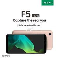Oppo F5 youth 3gb New Box Pack