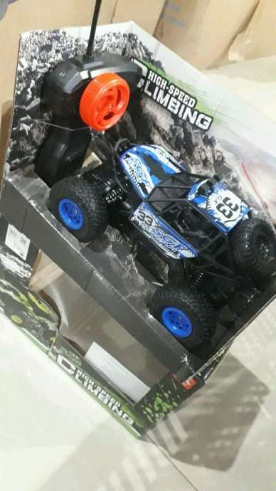 mobil rc 2 wd scala 1:20