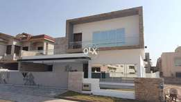 F11_2 Brand New Triple Story 500Sq.Yard Semi Furnished House For Rent