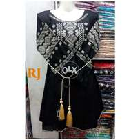 Factory rate embroidery kurti