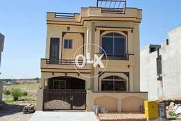 Airport housing socity sector 4 brand new double story house for rent