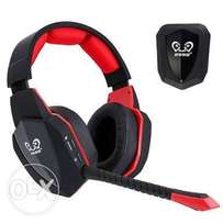 HUHD 2.4Ghz Optical Wireless Gaming Headset for box 360/one PS4/3 pc