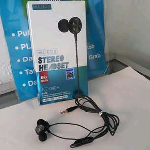 Headset PHILIPS AT-040 Big Bass Sport