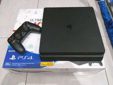PS4 slim fw rendah