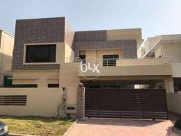 1kanal brand new house Doubel unit in bahria town rwp