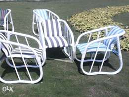 Style pated chairs In different style PVC Coated