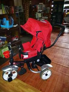 stroller sepeda, tricycle
