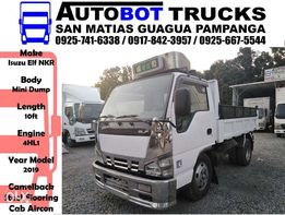 Isuzu Elf Mini Dump Truck View All Ads Available In The