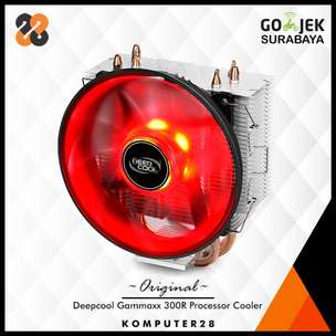 Deepcool Gammaxx 300R CPU Cooler Fan - Kipas Pendingin Processor