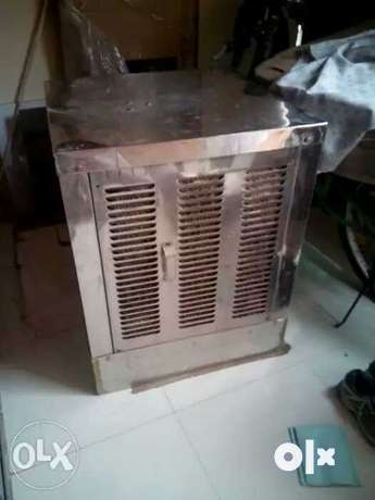Gray Industrial Evaporative Air Cooler