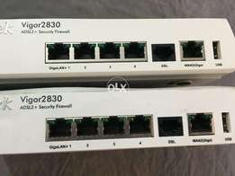 Draytek Vigor 2830 Adsl2+ Security Firewall