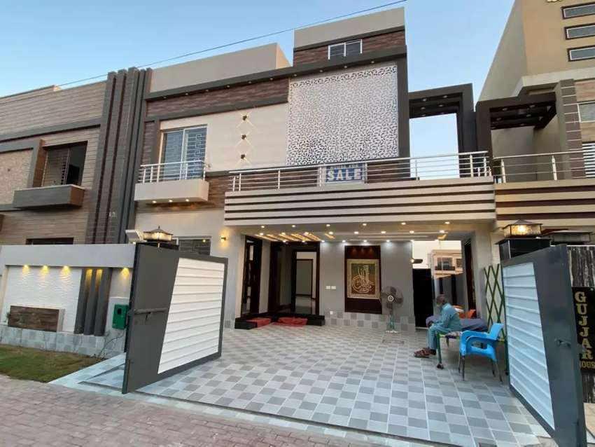 10 Marla Best stylish House For Sale IN Sector, E Rafi block Bahria - Houses  - 1030431802