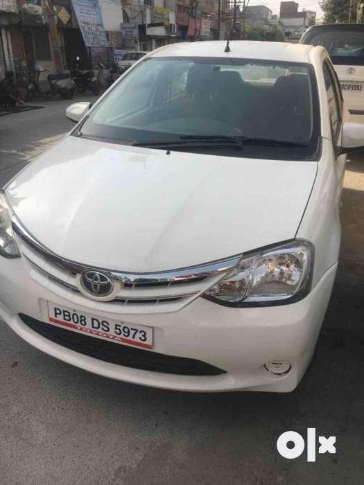 Toyota Etios Gd 2014 Diesel Jalandhar Cars Avtar Nagar