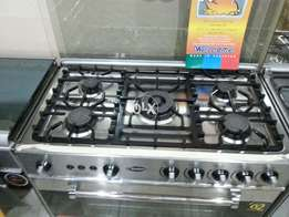 New with timer R4000 Model cooking range Lpg&natural gas available