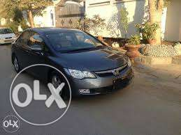 Installment Par Honda Civic Sizzling 2009 Model 15 Din Ma Hasil Kare