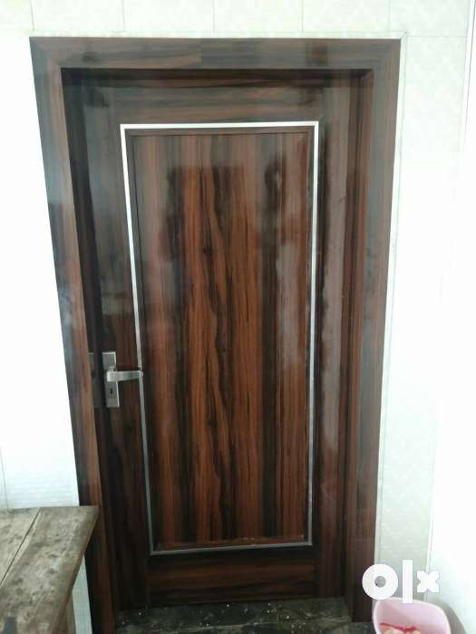 Awesome Mark As Favorite Show Only Image. Brown Wooden Door