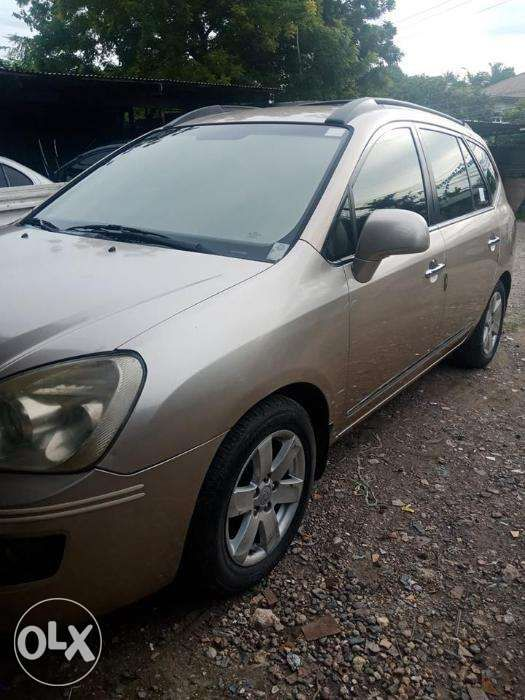 Kia Carens 2008 Automatic In Mandaue City Cebu Olx Ph