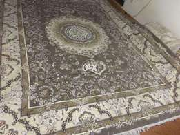 Iran made imported carpet new