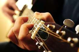 Guitar classes available / Home Tutions