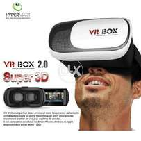 VR Box 2.0 Headset Your Personal Smartphone Cinema