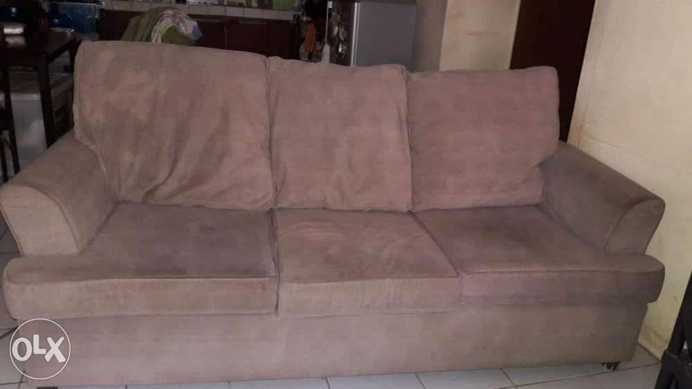 Enjoyable 3 Seater Sofa For Sale In Cebu City Cebu Olx Ph Creativecarmelina Interior Chair Design Creativecarmelinacom