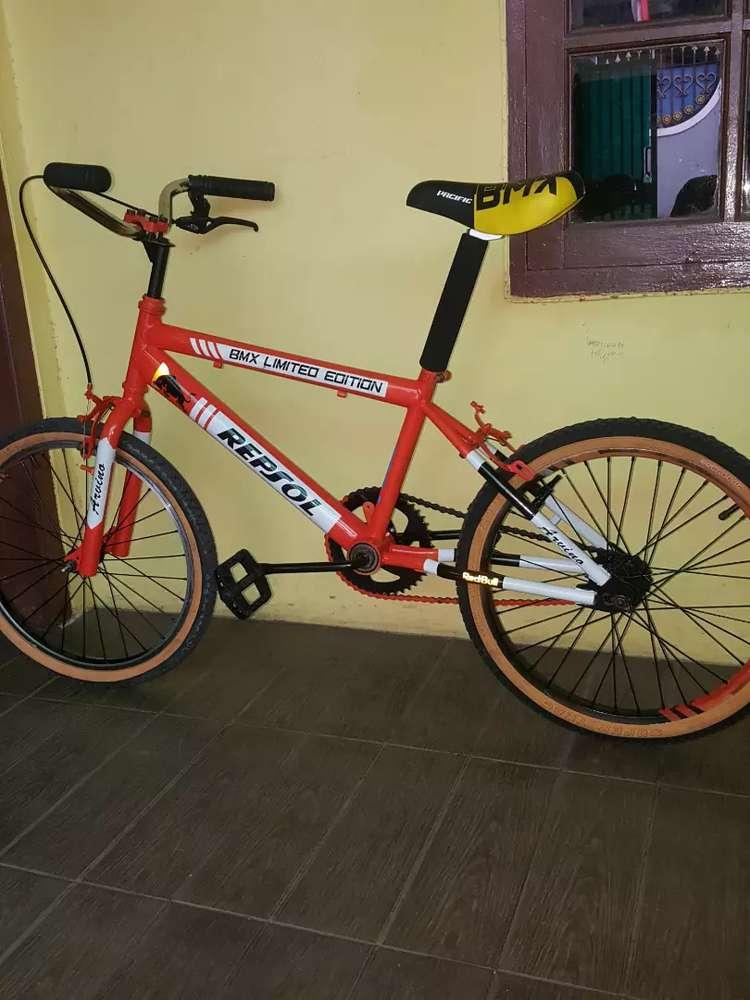 Sepeda Bmx Modifikasi Sepeda Aksesoris 794163936