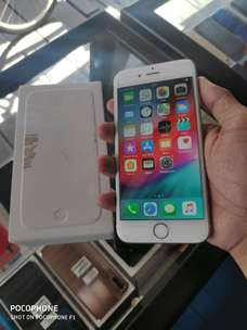 iphone 6 64gb gold inter (rizky cellular)