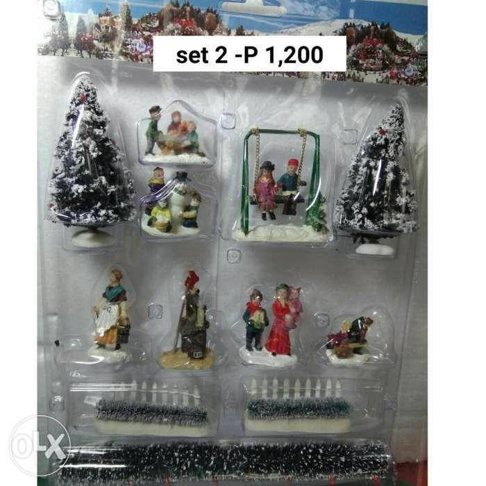 Christmas Village Accessories.Christmas Village Accessories In San Juan Metro Manila Ncr
