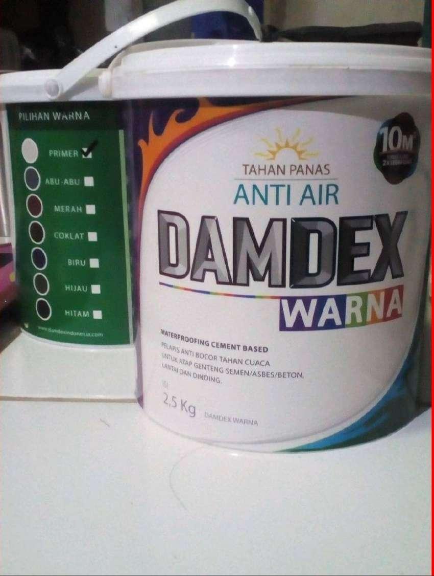 Damdex Warna Cat Pelapis Anti Air Anti Bocor Dekorasi Rumah 787725090
