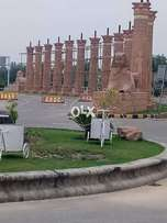 New Lahore city plot available for salle in A block 484 near to school