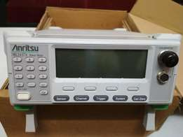 Anritsu ML2437A Power Meter With 18GHz Sensor