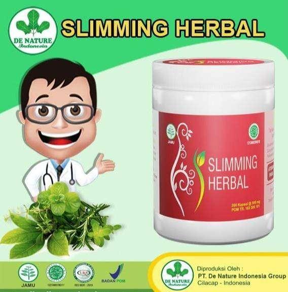 Obat Pelangsing Herbal Alami Penurun Berat Badan Pembakar Lemak Nutrisi Suplemen 813586410
