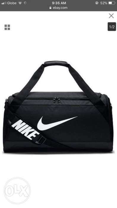 f7001a4f6a4d bnew and authentic Nike Puma duffel gym bags in Santa Maria
