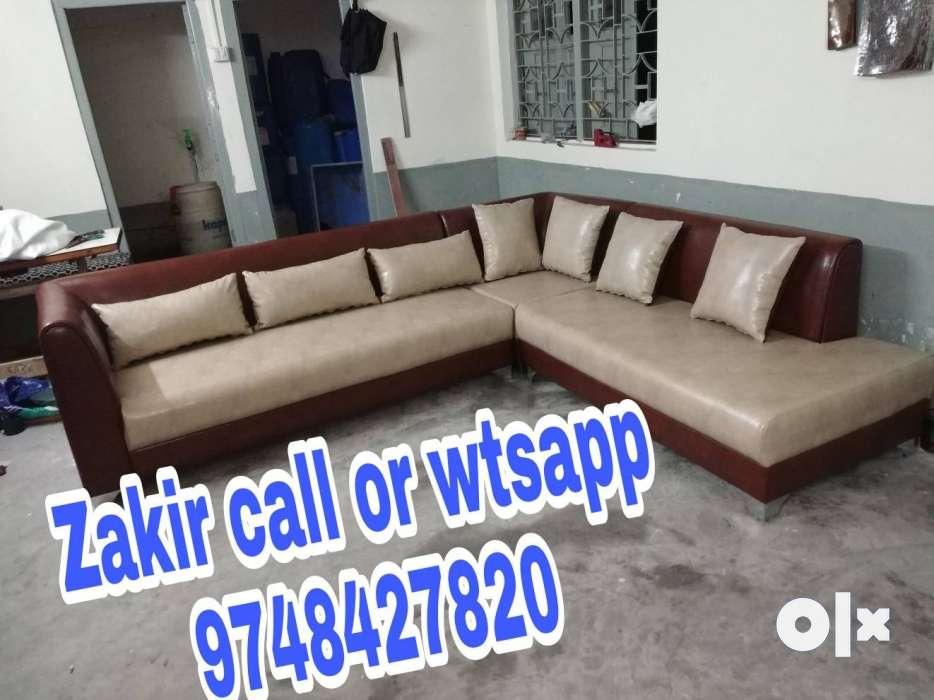 Ready Sofa Set In My Workshop At Cost Price With Kolkata