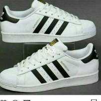 Super star of adidas shoes available