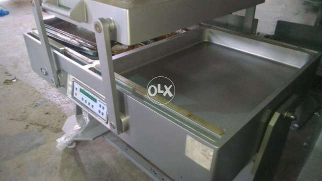 Double Chamber Vacuum Machine (imported) for miswak, ready made foods