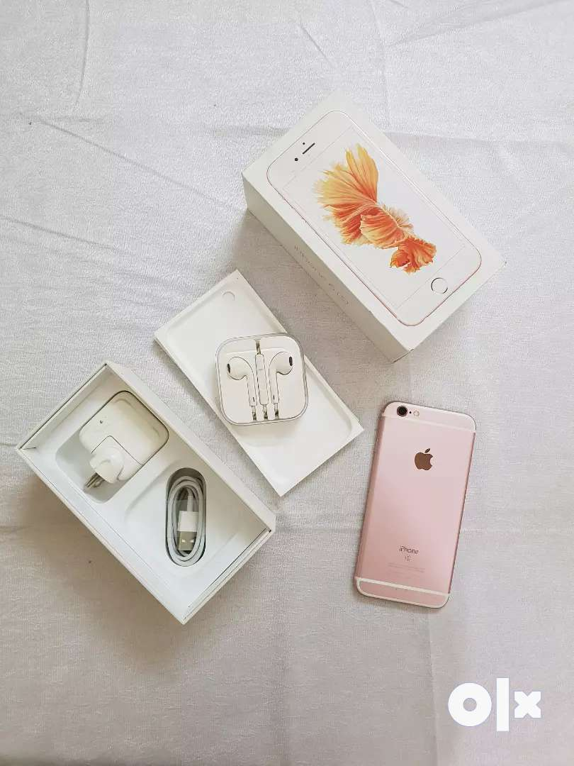 Iphone 6s 16gb Rose Gold Exchange Mobile Phones 1528555257