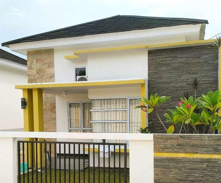 Rumah Perumahan Taman Tlogomulyo Dekat Ke Semua Fasum 15 Ke Jalan