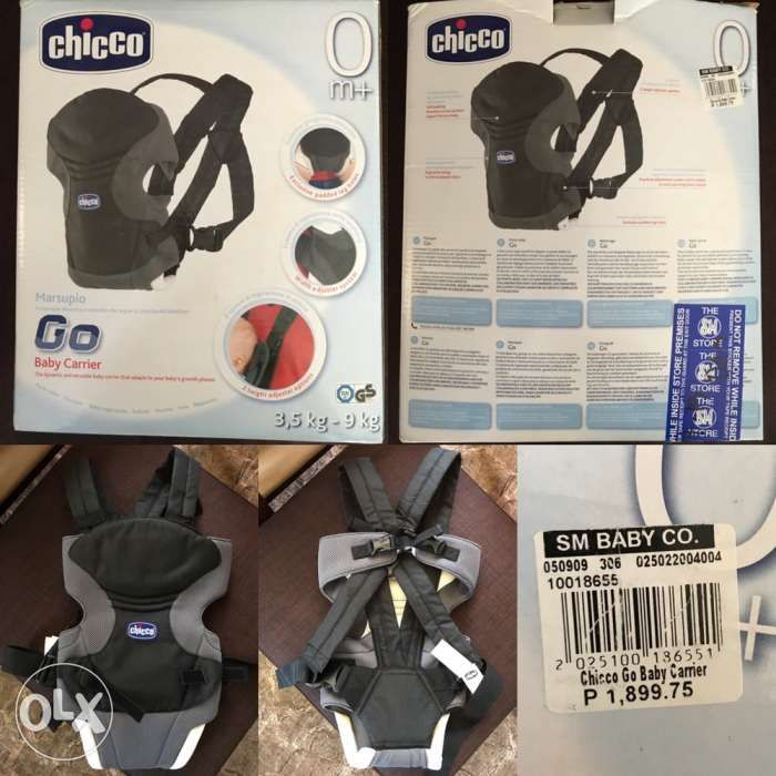 Chicco Marsupio Baby Carrier In Bacoor Cavite Olx Ph