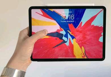 Bisa Cicilan ipad Pro 11 Inch 64GB [Cellular New 2018]
